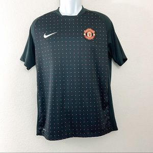 NIKE Manchester United Dri Fit Performance  Tee
